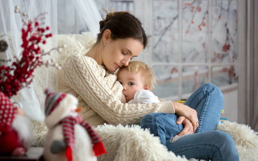 Self Care Tips for Nursing and Pregnant Mom's During the Holidays